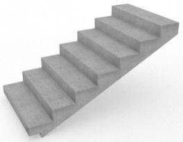 Лестничный пролет из бетона купить замедлитель твердения бетона купить